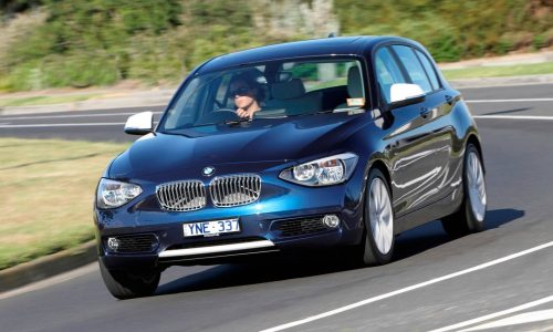 Toyota working on BMW 1 Series-based hatch – report