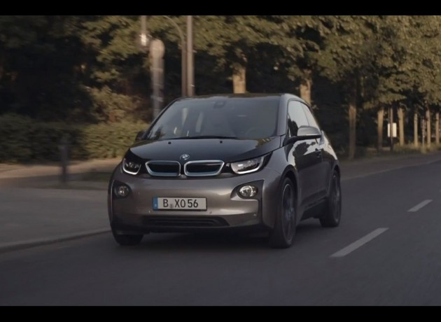 BMW i3 The Revolution of the Road