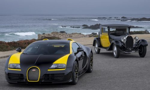 Bugatti Veyron GS Vitesse '1 of 1' revealed, last Veyron ever?