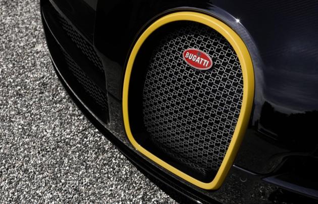 Bugatti Grand Sport Vitesse 1 of 1-grille