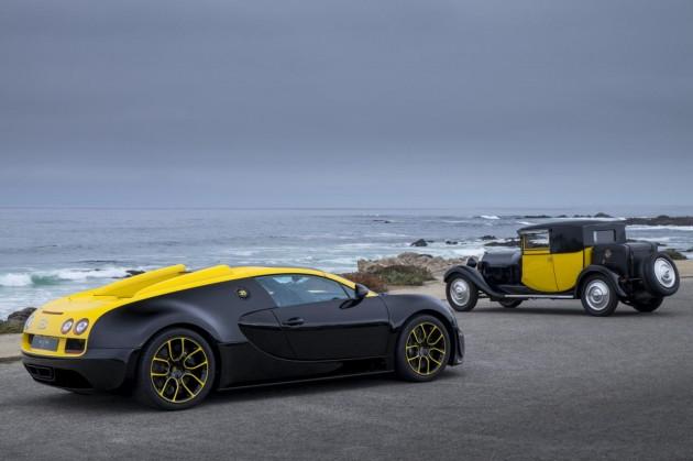 Bugatti Grand Sport Vitesse 1 of 1-rear