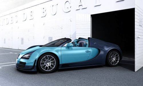 Next Bugatti Veyron; hybrid, direct injection confirmed – report