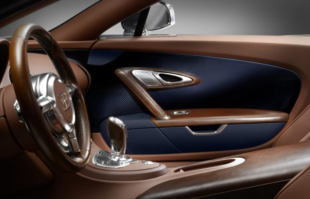 Bugatti Veyron Vitesse Legends Ettore edition-trim