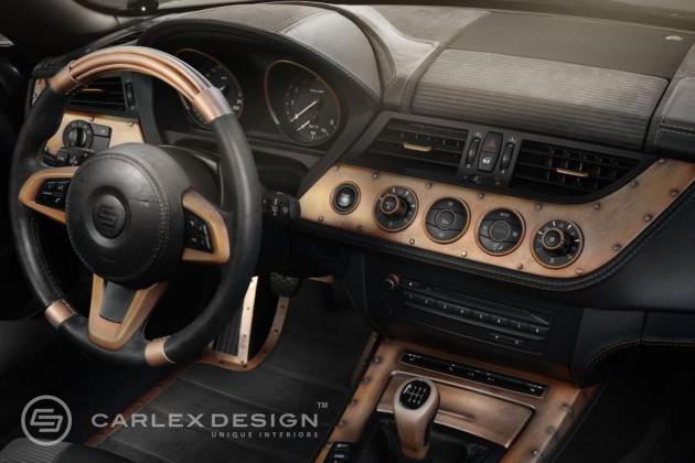 Carlex Design BMW Z4-dash