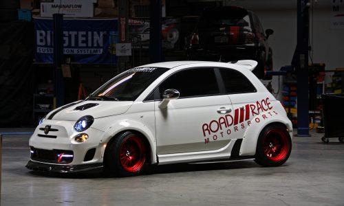 Mental Fiat 500 shows off 'M1 Turbo Tallini Competizione' kit