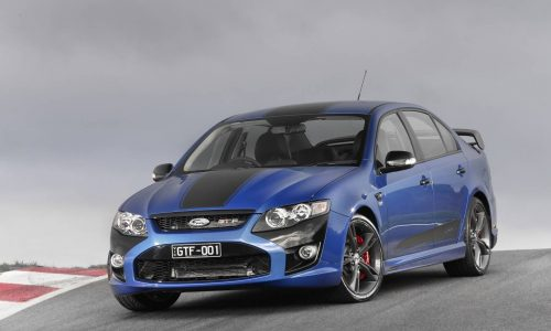 For Sale: Ford FPV GT F build numbers 001 and 500