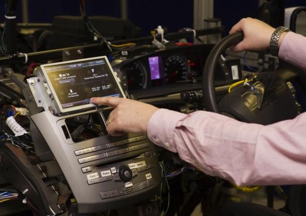Ford SYNC2 development