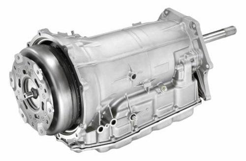 GM 8L90 Hydra-Matic eight-speed transmission