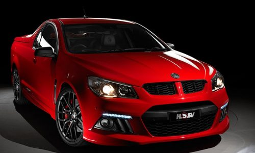 430kW HSV GTS Maloo on the way, fastest ute ever