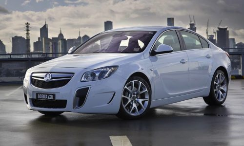 Beyond-2017 Holden Commodore to be rebadged Insignia?