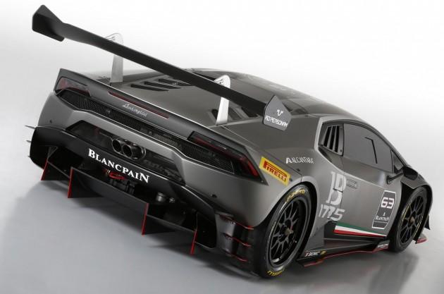 Lamborghini Huracan LP 620-4 Super Trofeo-2015