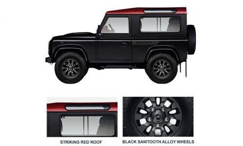 Land Rover Defender Africa Edition announced