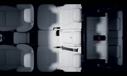 Land Rover Discovery Sport interior revealed (video)
