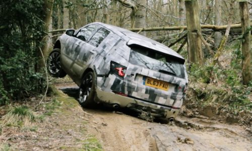 Video: Land Rover Discovery Sport undergoes rigorous tests