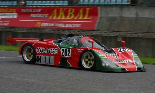 Mazda 767b coming to World Time Attack in Sydney