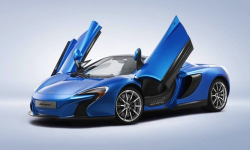 Bespoke McLaren 650S & P1 by MSO to debut at Pebble Beach
