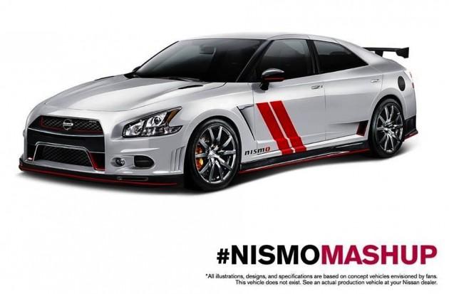 Nismo Maxima GT-R