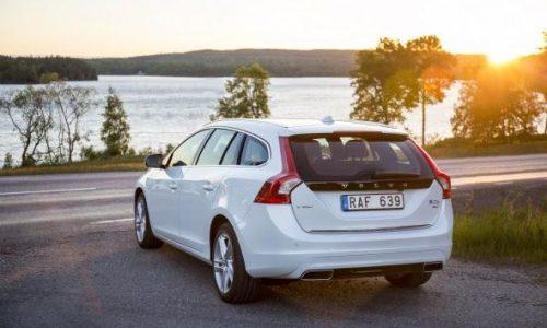 Polestar tunes the Volvo V60 Plug-in Hybrid