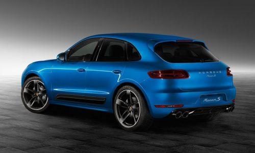 Porsche Design package announced for the Macan
