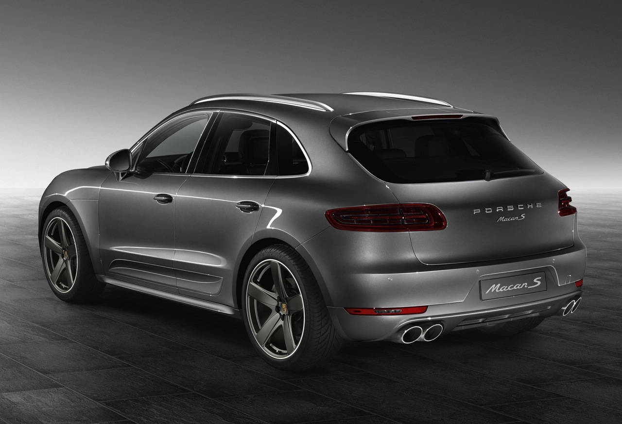 Porsche Design Package Announced For The Macan