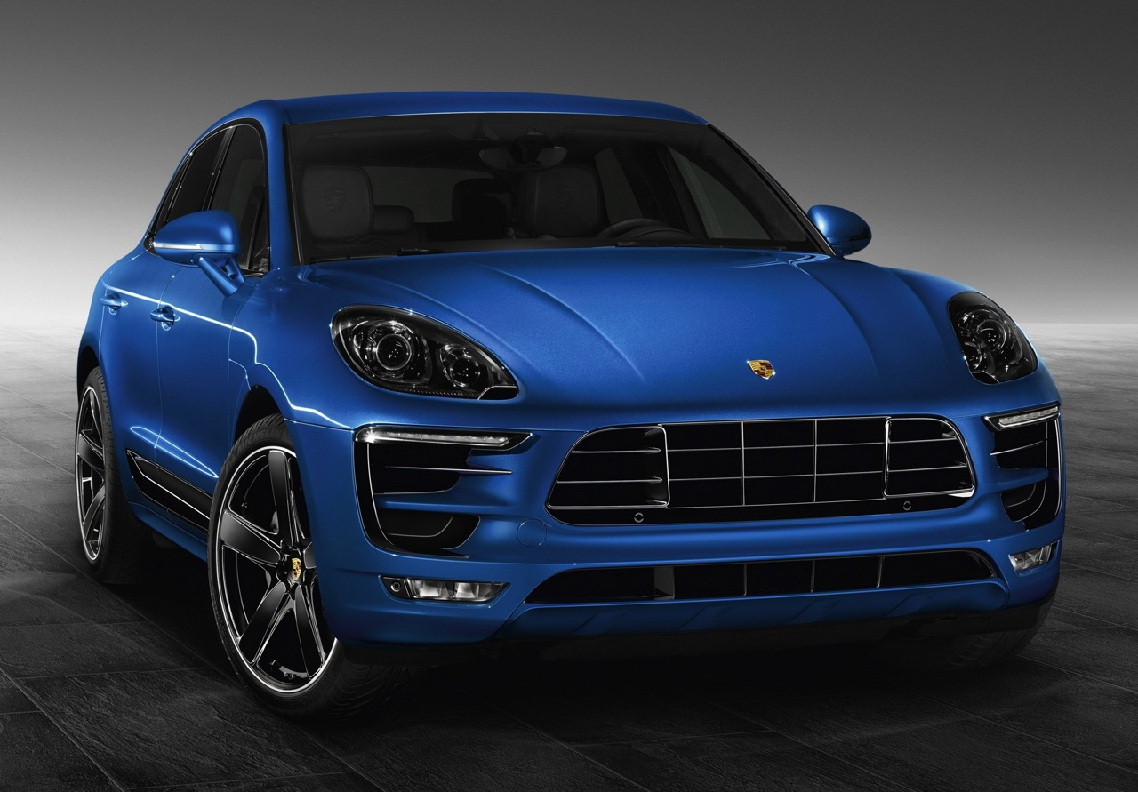 Porsche Design Package Announced For The Macan Performancedrive