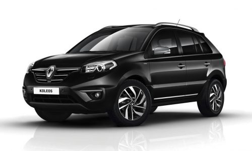 Renault Koleos Sport Way edition on sale from $37,490