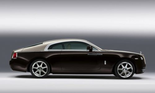 Rolls-Royce Wraith Drophead Coupe confirmed for 2016