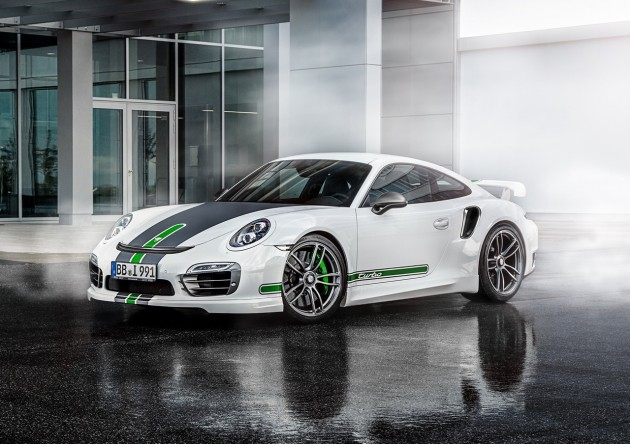 TechArt 991 Porsche 911 Turbo TA 90T1 kit
