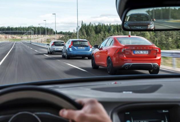 Volvo AstaZero-multilane
