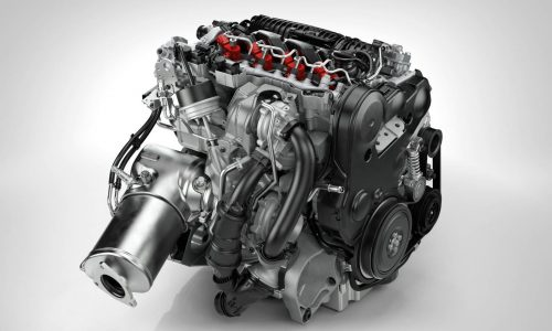 Volvo confirms Drive-E three-cylinder engine family
