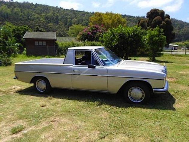 Permalink to 1971 Mercedes 220d For Sale