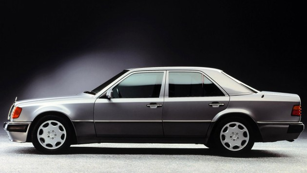 cars never sold in Australia 1990s Mercedes-Benz 500 E