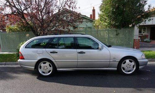 For Sale: 1998 Mercedes-Benz C 43 AMG Estate