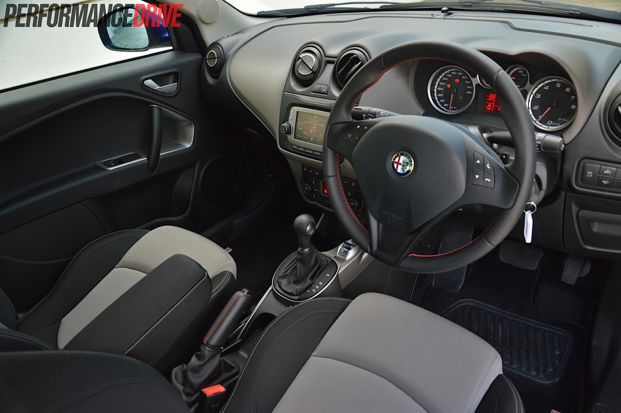 2014 Alfa Romeo MiTo TwinAir & 1.4 review (video)   PerformanceDrive