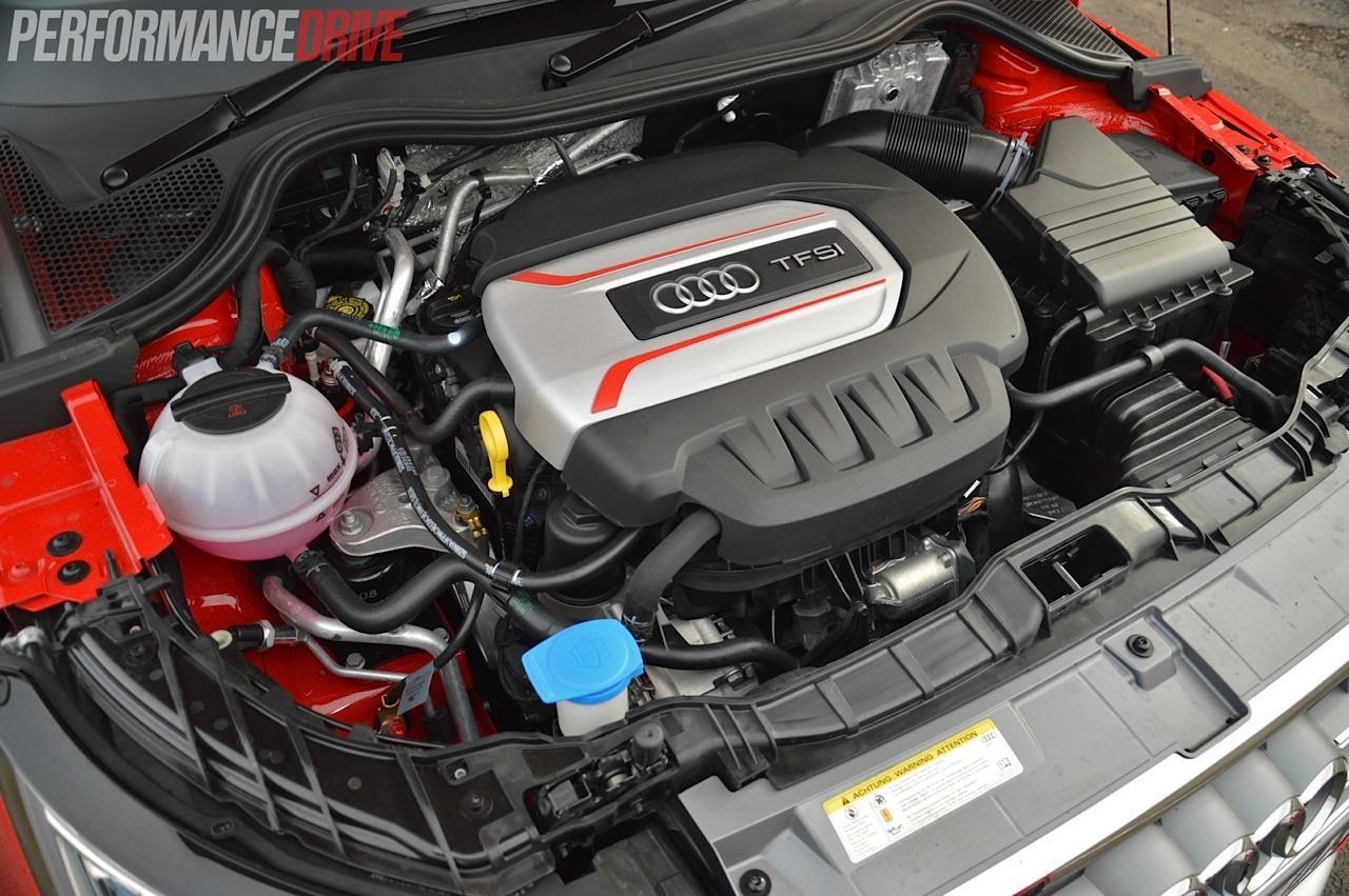 Audi S1 Sportback Quattro Review Australian Launch