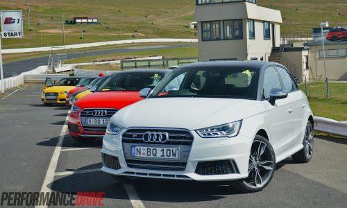 Audi S1 Sportback quattro review – Australian launch (video)