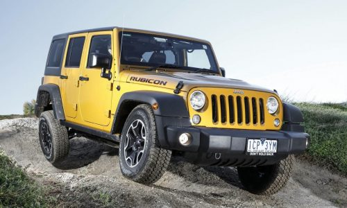 Jeep Wrangler Rubicon X on sale in Australia from $52,000