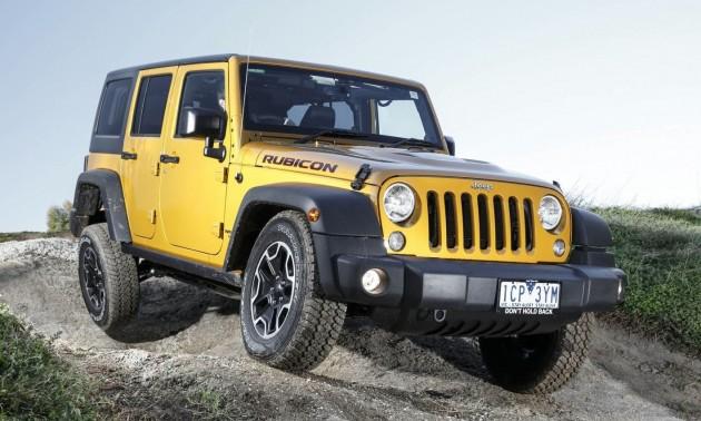 2014 Jeep Wrangler Rubicon X edition