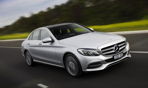 Australian vehicle sales for August 2014 – new C-Class shows promise