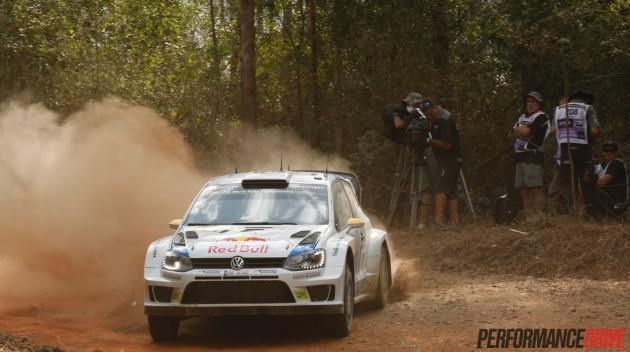 2014 Rally Australia-VW
