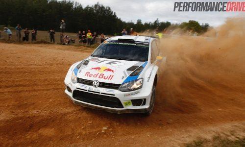 2014 Rally Australia – the unknown FIA World Championship