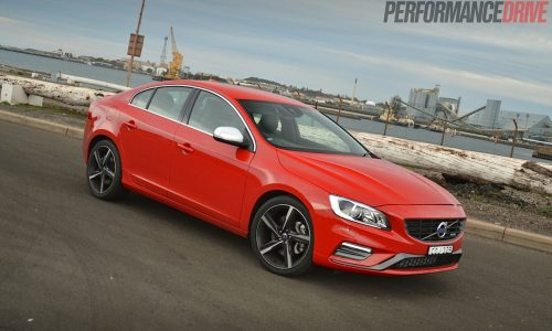 2014 Volvo S60 T6 R-Design review (video)