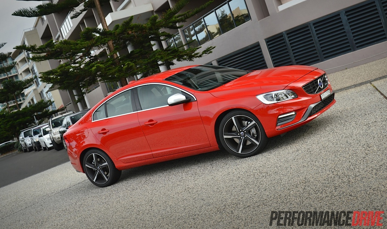 2014 Volvo S60 T6 R-Design review (video) | PerformanceDrive