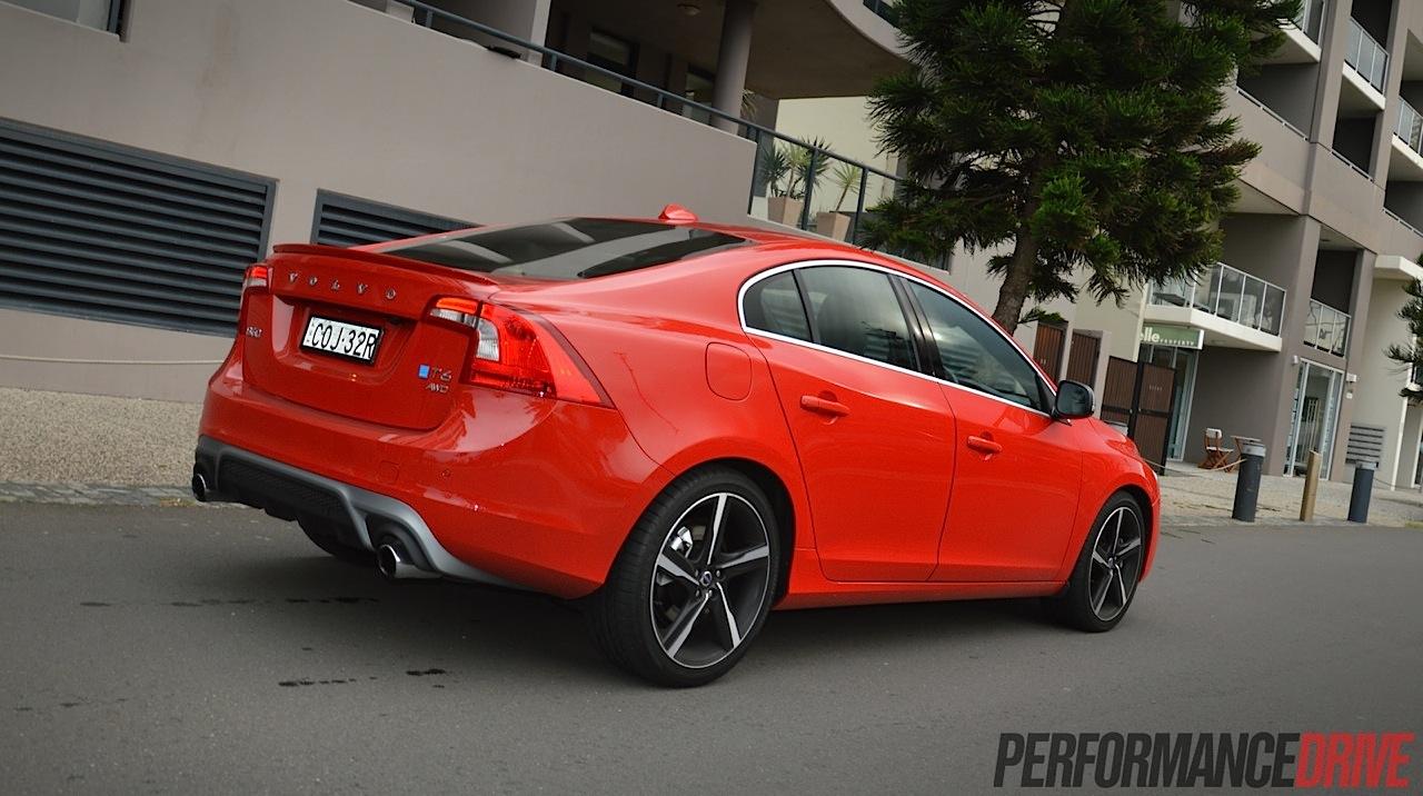 2014 Volvo S60 T6 R-Design review (video) | PerformanceDrive