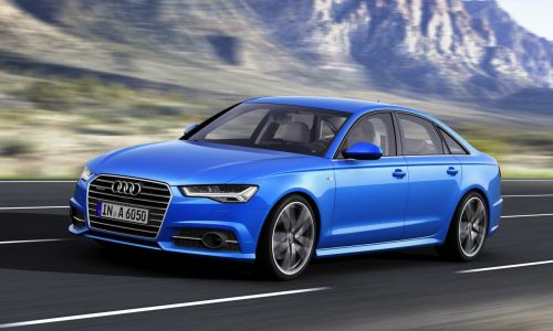 2015 Audi A6 & S6 revealed, on sale in Australia in March