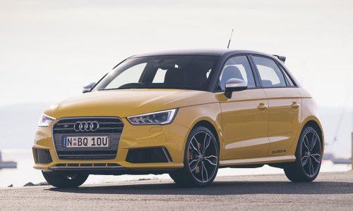 Audi S1 Sportback quattro on sale in Australia from $49,900
