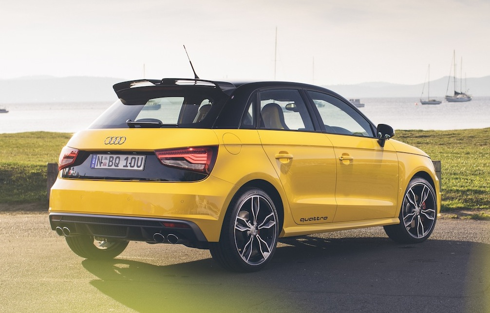 audi s1 sportback quattro on sale in australia from. Black Bedroom Furniture Sets. Home Design Ideas