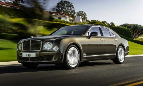 Bentley Mulsanne Speed is world's fastest ultra-luxury sedan