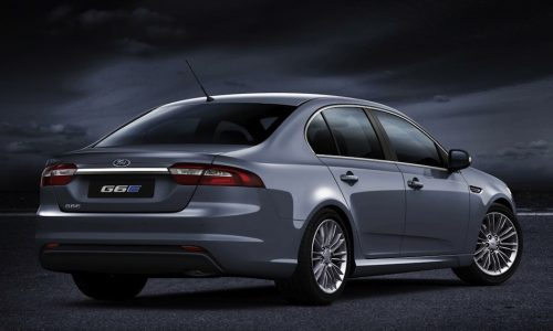 2015 Ford Falcon on sale from $35,900