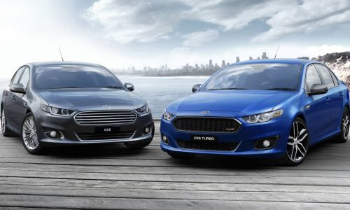 2015 Ford Falcon lineup confirmed, 270kW for XR6 Turbo